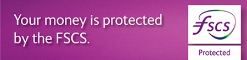 Protected by FSCS